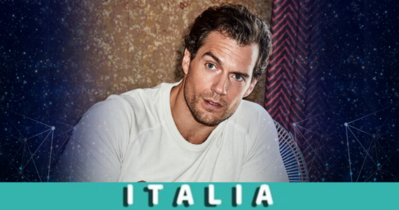 VOTE FOR: Henry Cavill   Fan Meeting