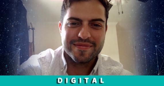 David Castro @ Fandom Vibes Digital 3 (May 16th 2021) ~ Powered by Kinetic Vibe