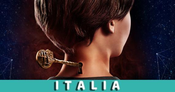 VOTE FOR: Locke & Key  | Italian Convention