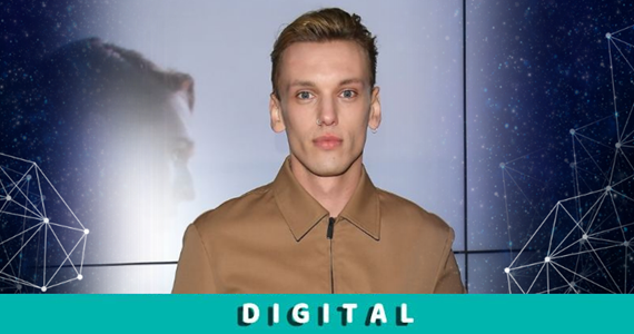 VOTE FOR: Jamie Campbell Bower   Fan Meeting