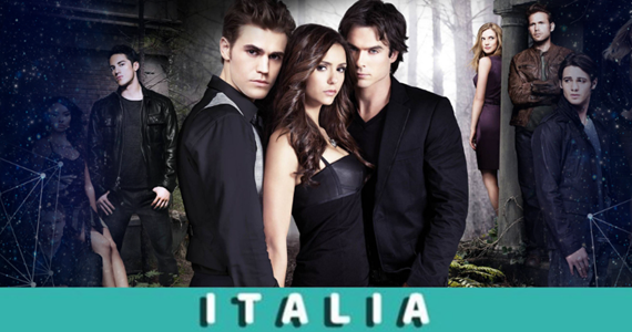 VOTE FOR: The Vampire Diaries   Italian Convention