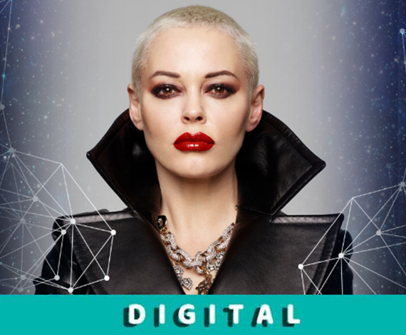 VOTE FOR: Rose McGowan | Fan Meeting