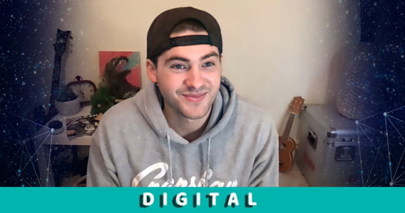 Cody Christian @ Fandom Vibes Digital 2 (Apr. 24th 2021) ~ Powered by Kinetic Vibe