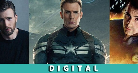 [Digital Edition] Chris Evans