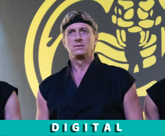 VOTE FOR: Cobra Kai | Convention