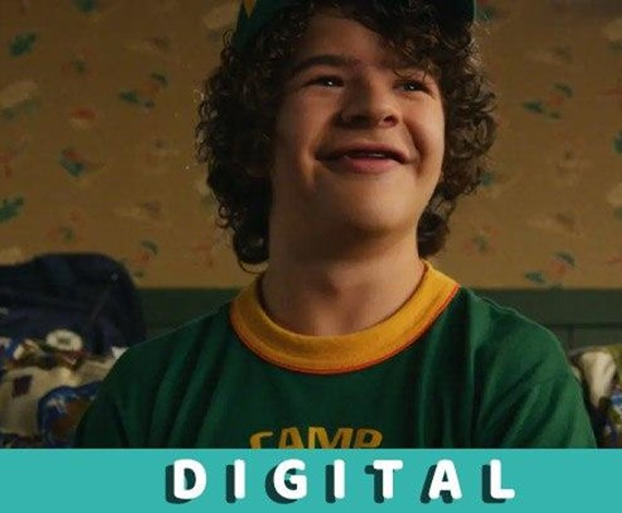 [Digital Edition] Gaten Matarazzo Powered by Mattia Fabiano