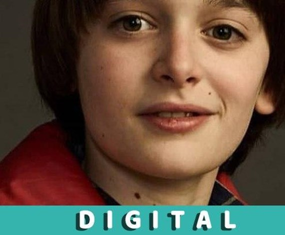 [Digital Edition] Noah Schnapp