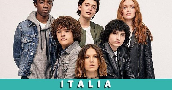 [Italia] Stranger Things Convention