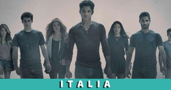 [Italia] Teen Wolf Convention