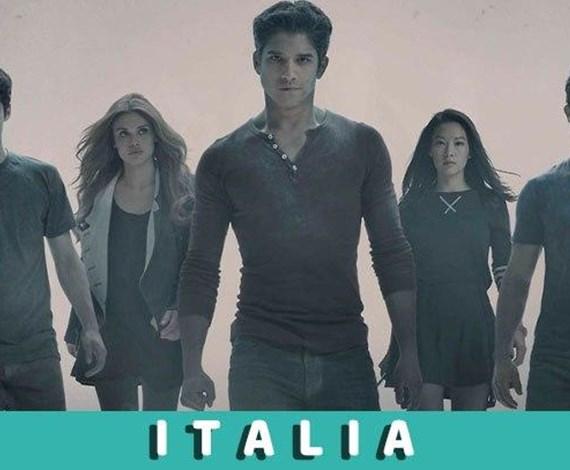 VOTE FOR: Teen Wolf | Convention