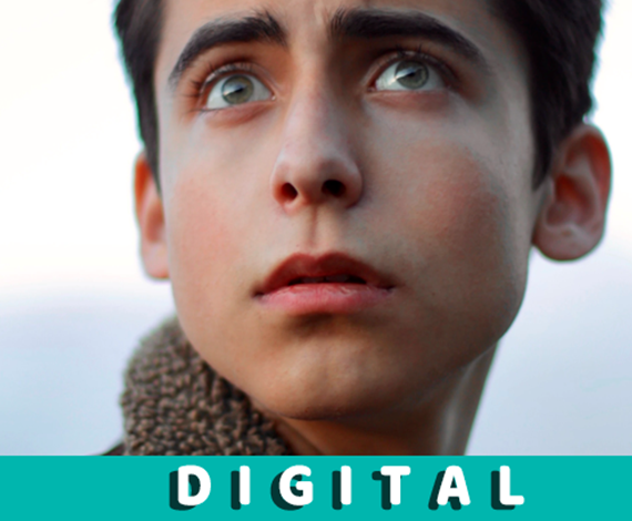 [Digital Edition] Aidan Gallagher