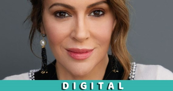 [Digital Edition] Alyssa Milano