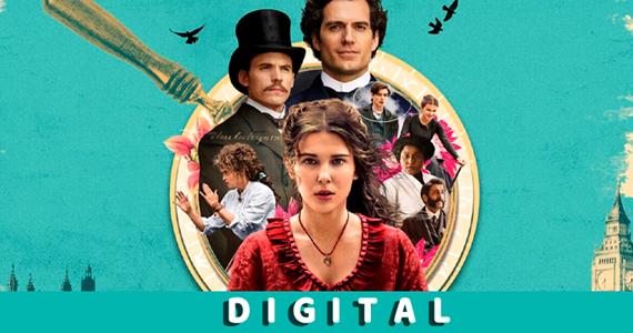 [Digital Edition] Enola Holmes