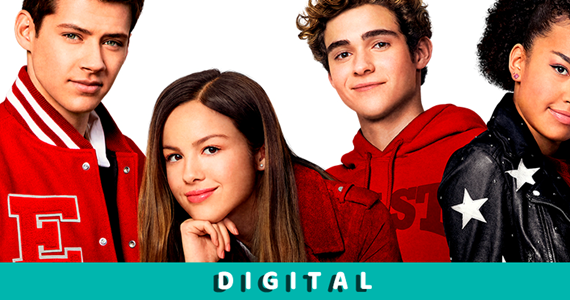 VOTE FOR: High School Musical: The Musical: The Series | Convention