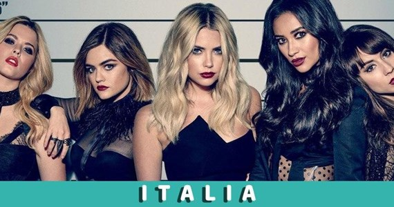 [Italia] Pretty Little Liars Convention