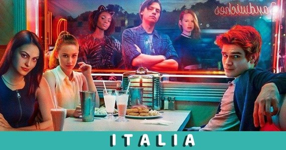 VOTE FOR: Riverdale | Convention