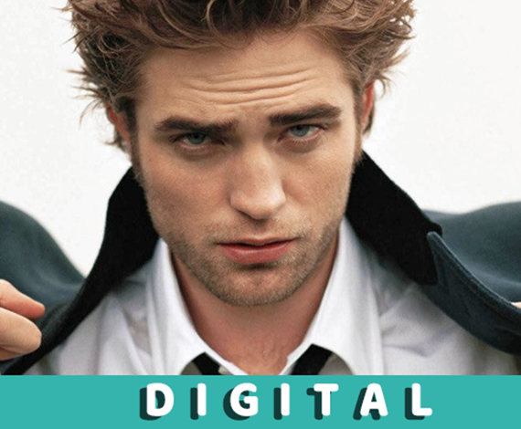 [Digital Edition] Robert Pattinson
