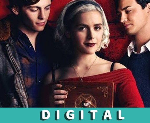 VOTE FOR: Chilling Adventures Of Sabrina | Convention ~ Powered by Kinetic Vibe