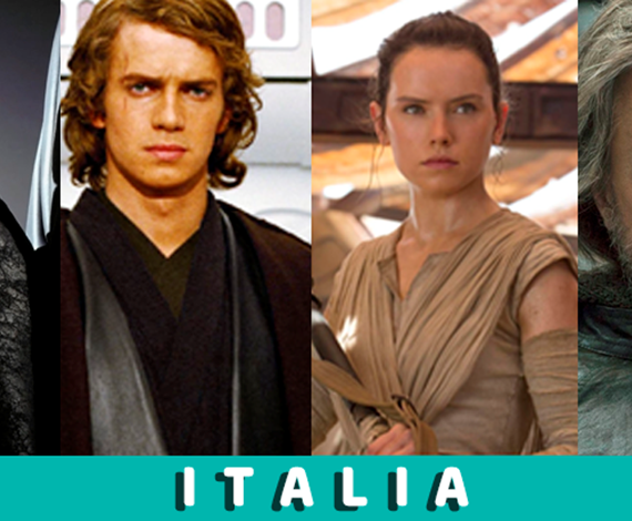 VOTE FOR: Star Wars | Convention - Powered by Star Wars Italia