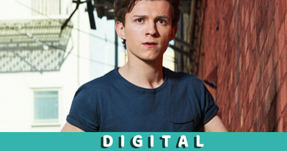 [Digital Edition] Tom Holland