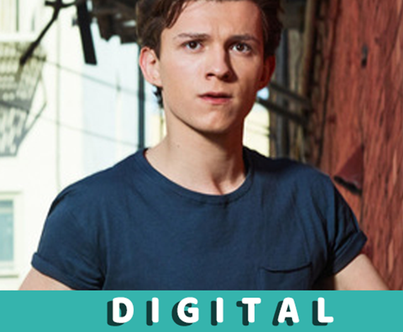VOTE FOR: Tom Holland | Fan Meeting